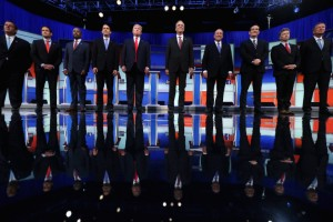 Watch The Republican Presidential Debates at Bipartisan Cafe @ Bipartisan Cafe | Portland | Oregon | United States