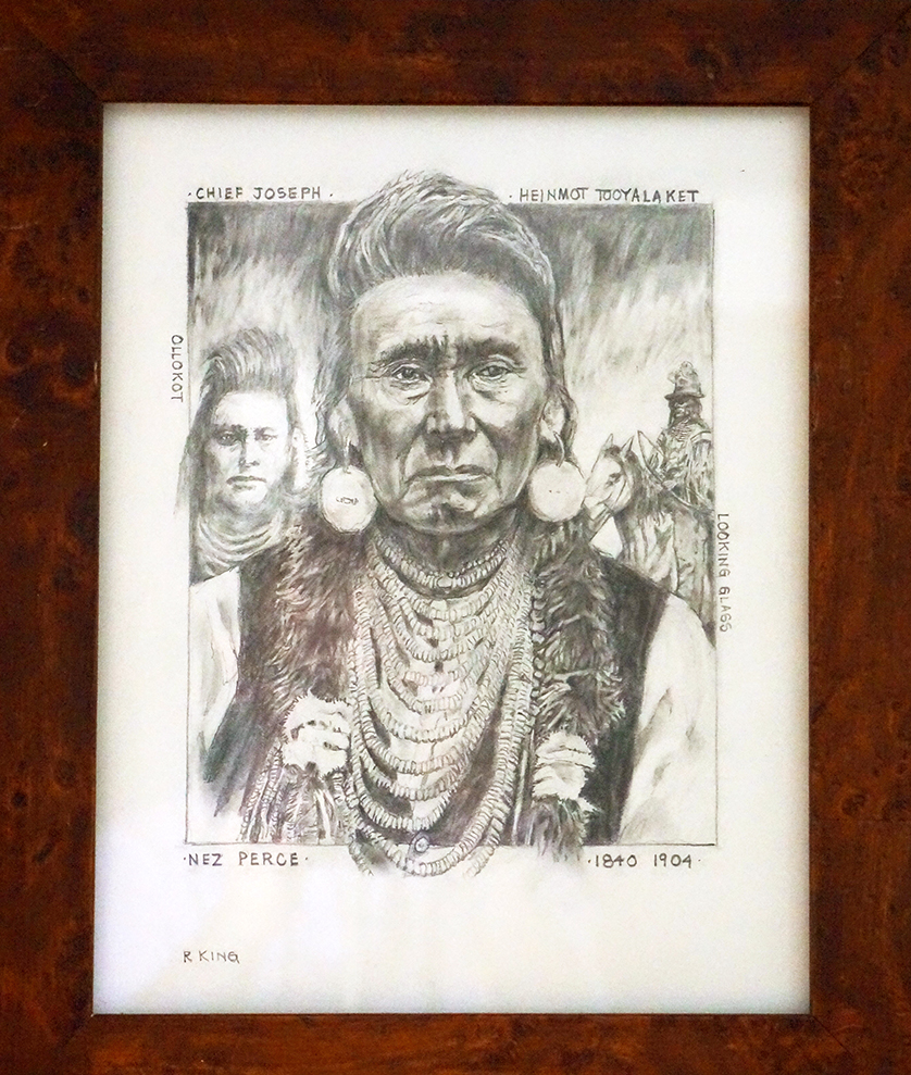 Chief Joseph by Robert King