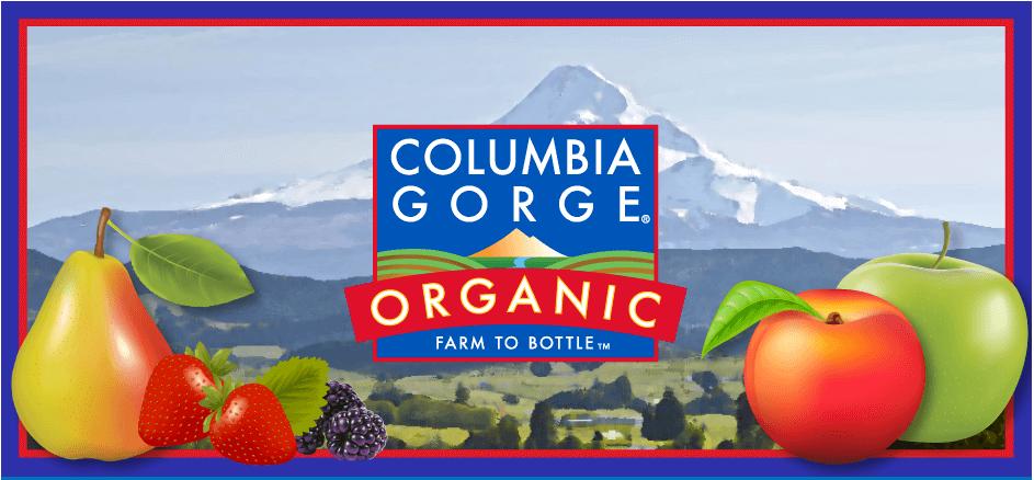 columbia gorge juice at bipartisan cafe