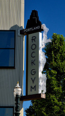 the Portland Rock Gym portland oregon