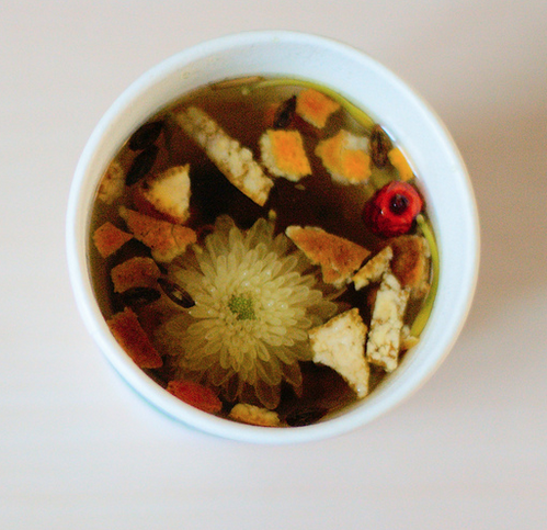 how is herbal tea different from black and green tea